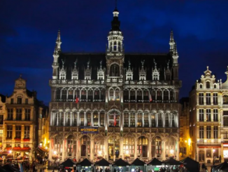 Photographie de la Grand Place de Bruxelles