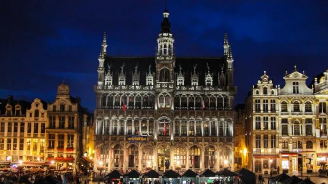 Photographie de la Grand Place de Bruxelles