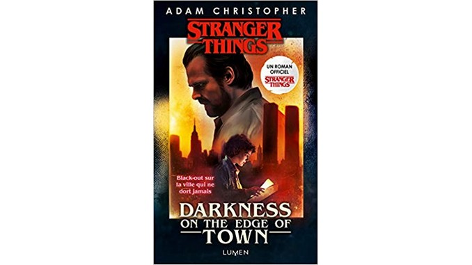 Stranger Things Darkness On The Edge Of Town Black Out