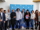Présentation du Jury officiel du Waterloo Historical Film Festival (WaHFF) 2019 à la presse, 17 octobre 2019
