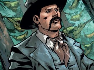 Extrait de la BD Western Legends, t.1, « Wyatt Earp's Last Hunt » (Editions Soleil, 2019)