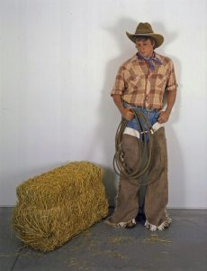 Duane Hanson, Cowboy with Hay, 1984/1989 © Estate of Duane Hanson / VG Bild-Kunst, Bonn 2019. Courtesy of Jude Hess Fine Art and Institure for Cultural Exchange, Tübingen