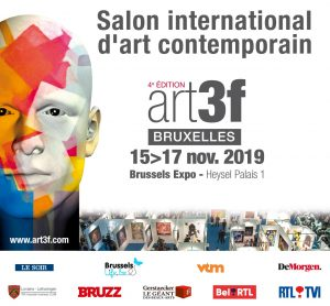 affiche du salon art3f