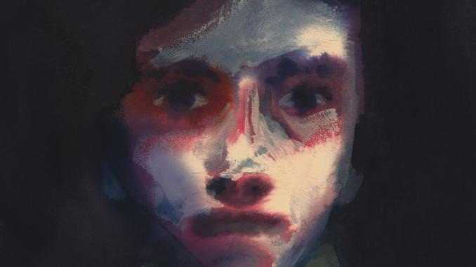 """Extrait d'une planche de la BD """"Delacroix » de Catherine Meurisse (Dargaud, 2019)"""