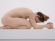 Sam Jinks, Untitled (Kneeling Woman) 2015 © Sam Jinks, Courtesy of the artiste, Sulliva,+Strumpf, Sydney and Institute of Cultural Exchange, Tübingen