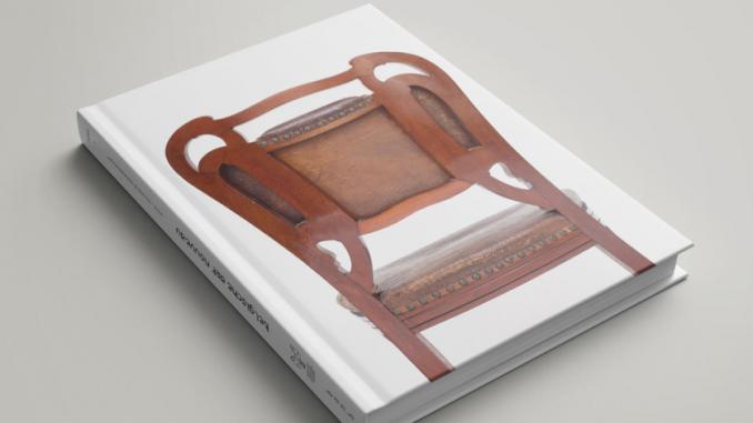 """Couverture du livre """"Art nouveau belge : Vers l'idéal"""", tome 1 du projet Belgian Art Nouveau : Vision, Design & Craft (CIVA, 2019)"""