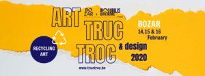 Affiche 2020 d'Art Truc Troc & Design