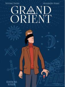 Couverture de la BD « Grand Orient » (Soleil, 2020)