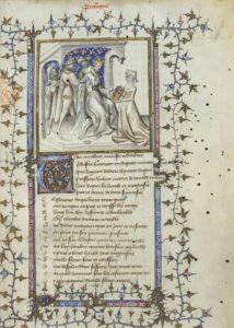 Christine de Pizan, Le Livre du chemin de long estude, XVe siècle © KBR
