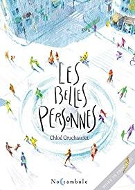 Couverture de la BD « Les Belles Personnes » de Chloé Cruchaudet (2020)