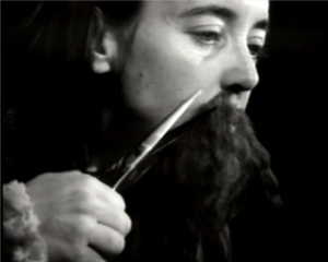 Eleanor Antin, The King, 1972, Inv. FNAC 07-526, Centre national des arts plastiques © droits réservés / Cnap / ©Eleanor Antin. Courtesy of Richard Saltoun Gallery, London and Roland Feldman Gallery, New York.