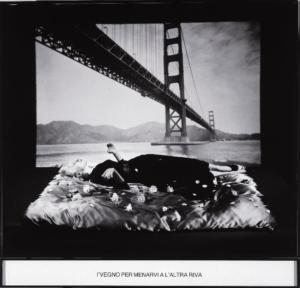 Victor Burgin, The Bridge, 1984, Collection privée, ©Victor Burgin.