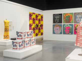 The American Dream Factory : Andy Warhol à la Boverie
