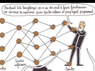 Extrait de la BD « Les défis de l'intelligence artificielle » de Jérémie Dres (First éditions, 2021)