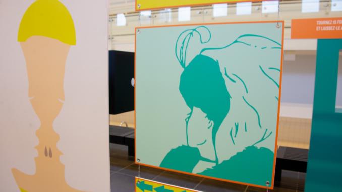 View of the show - Exposition Illusions, vous n'allez pas y croire ! © Cité Miroir
