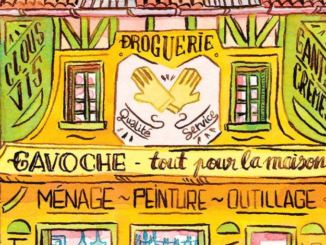Extrait de la BD « Les mains de Ginette » (Delcourt, 2021)