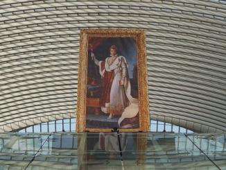 expo Napoléon, au-delà du mythe, Liège-Guillemins, 2021