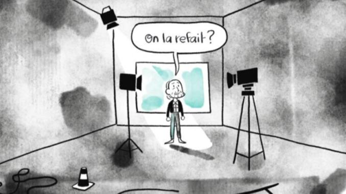 Extrait de la BD « Fake News : L'info qui ne tourne pas rond » (Delcourt, 2021)