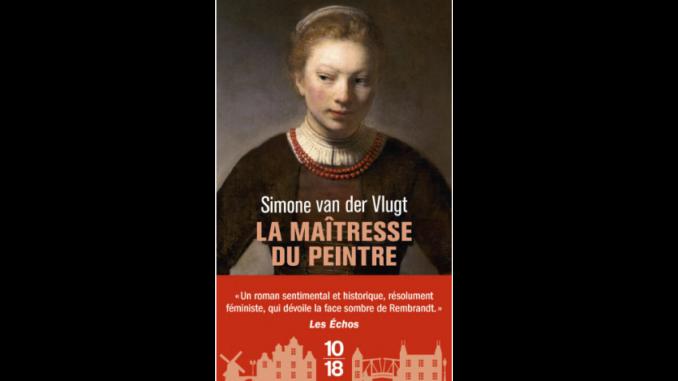 La maîtresse du peintre de Simone van der Vlugt