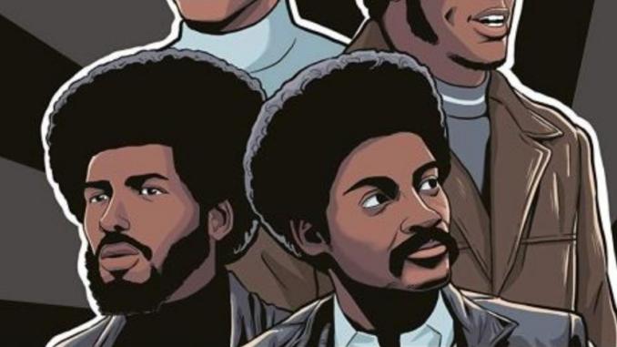 Extrait de la BD Black Panthers (Massot éditions, 2021)